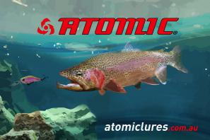 Atomic Trout Corflute