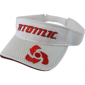 Sun Visor - Atomic White